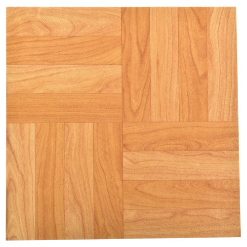 Light Oak Plank Wood Self Stick Adhesive Vinyl Floor Tiles: Peel And Stick Light Oak Vinyl Tile