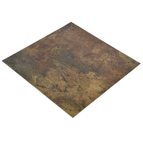 Vinyl Laminate Slate Floor Tile Peel And Stick Vinyl Floor Tile - Peel and stick rubber floor tiles