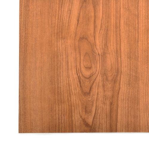 Peel And Stick Vinyl Tile In Walnut Wood Grain Look