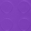 Coin Top PVC Interlocking purple swatch.