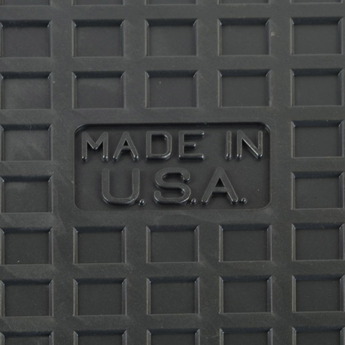 Warehouse Floor Coin PVC Tile Black Ever back.