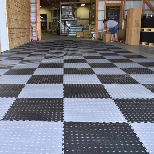 Inexpensive Garage Flooring Ideas The Top 5