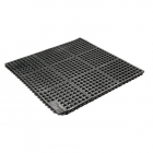 24/Seven CFR Perforated Gritshield 3x3 Ft Mat
