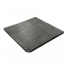 24/Seven CFR Solid Gritshield 3x3 Ft Mat