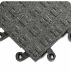 ErgoDeck General Purpose Solid with Gritshield 18x18 Inch Tile