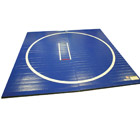 Wrestling mats first quality traditional 10x10 ft x 1 inch for 10x10 floor mat