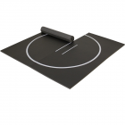 Home Wrestling Mat 10x10 Ft 1.25 Inch