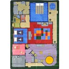 Creative Play House Rug