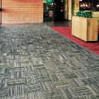 Tire-Tex Carpet Tile