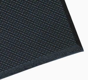 VIP-Black Cloud Light Weight Rubber Mat 3 x 5 feet