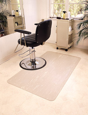 Cushion Comfort Hair Salon Mats 4 x 6 feet