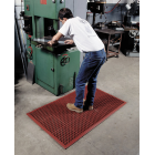 VIP Topdek Senior Red Mat 3x5 Feet