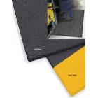 ErgoFlex 1/2 Inch 2x3 Feet Black/Yellow