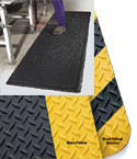Ultimate Diamond Foot Colored Borders 4x75 feet