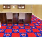 Carpet Tile MLB Chicago Cubs 18x18 Inches 20 per carton