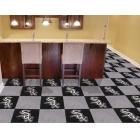 Carpet Tile MLB Chicago White Sox 18x18 Inches 20 per carton