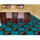 Carpet Tile MLB Florida Marlins 18x18 Inches 20 per carton