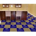 Carpet Tile MLB Kansas City Royals 18x18 Inches 20 per carton