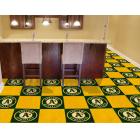 Carpet Tile MLB Oakland Athletics 18x18 Inches 20 per carton