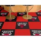 Carpet Tile NBA Chicago Bulls 18x18 Inches 20 per carton
