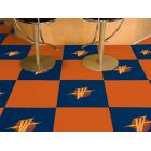Carpet Tile NBA Golden State Warriors 18x18 Inches 20 per carton