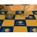 Carpet Tile NBA Indiana Pacers 18x18 Inches 20 per carton
