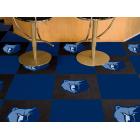 Carpet Tile NBA Memphis Grizzlies 18x18 Inches 20 per carton