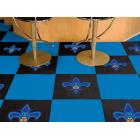 Carpet Tile NBA New Orleans Hornets 18x18 Inches 20 per carton