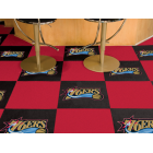 Carpet Tile NBA Philadelphia 76ers 18x18 Inches 20 per carton