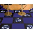 Carpet Tile NBA Sacramento Kings 18x18 Inches 20 per carton