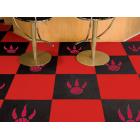 Carpet Tile NBA Toronto Raptors 18x18 Inches 20 per carton