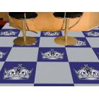 Carpet Tile NHL Los Angeles Kings 18x18 inches 20 per carton