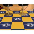 Carpet Tile NHL Nashville Predators 18x18 inches 20 per carton