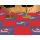 Carpet Tile NHL Columbus Blue Jackets 18x18 inches 20 per carton