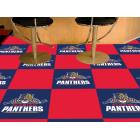 Carpet Tile NHL Florida Panthers 18x18 inches 20 per carton