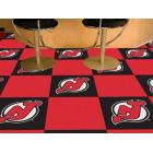 Carpet Tile NHL New Jersey Devils 18x18 inches 20 per carton