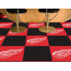 Carpet Tile NHL Detroit Red Wings 18x18 inches 20 per carton