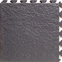 Basement Floor Tiles Slate - 6 tiles/carton - Black or Graphite