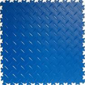 Modular Garage Floor Soft Diamond - 8 tiles/carton - Colors