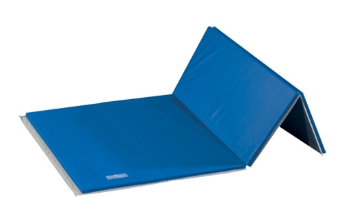 Folding Mat 4x12 ft x 2 inch V4 - 18 oz