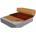 Cork Underlayment 3 mm 50 Ft Roll