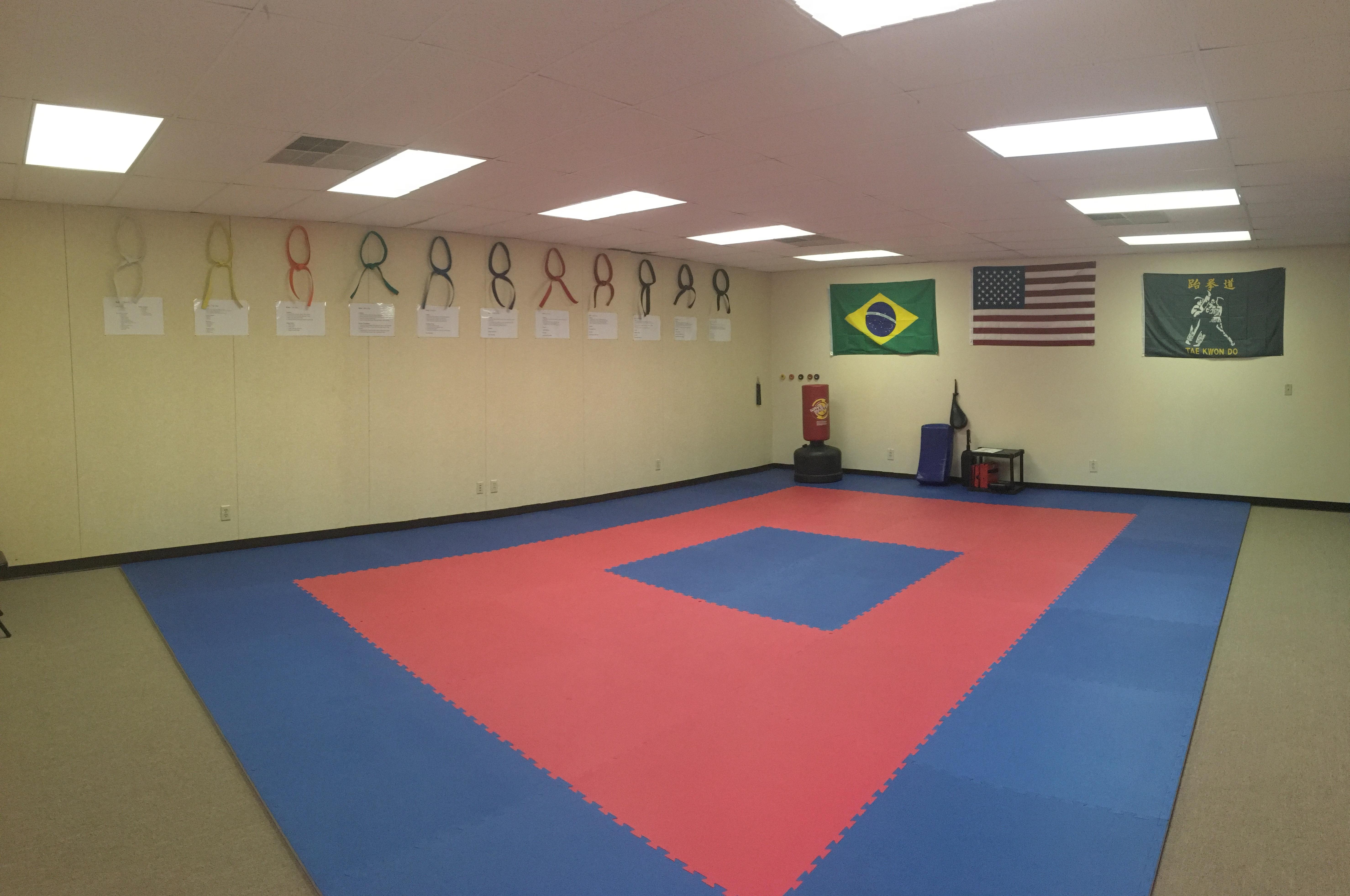 Martial Arts Karate Mat Premium 1 Inch