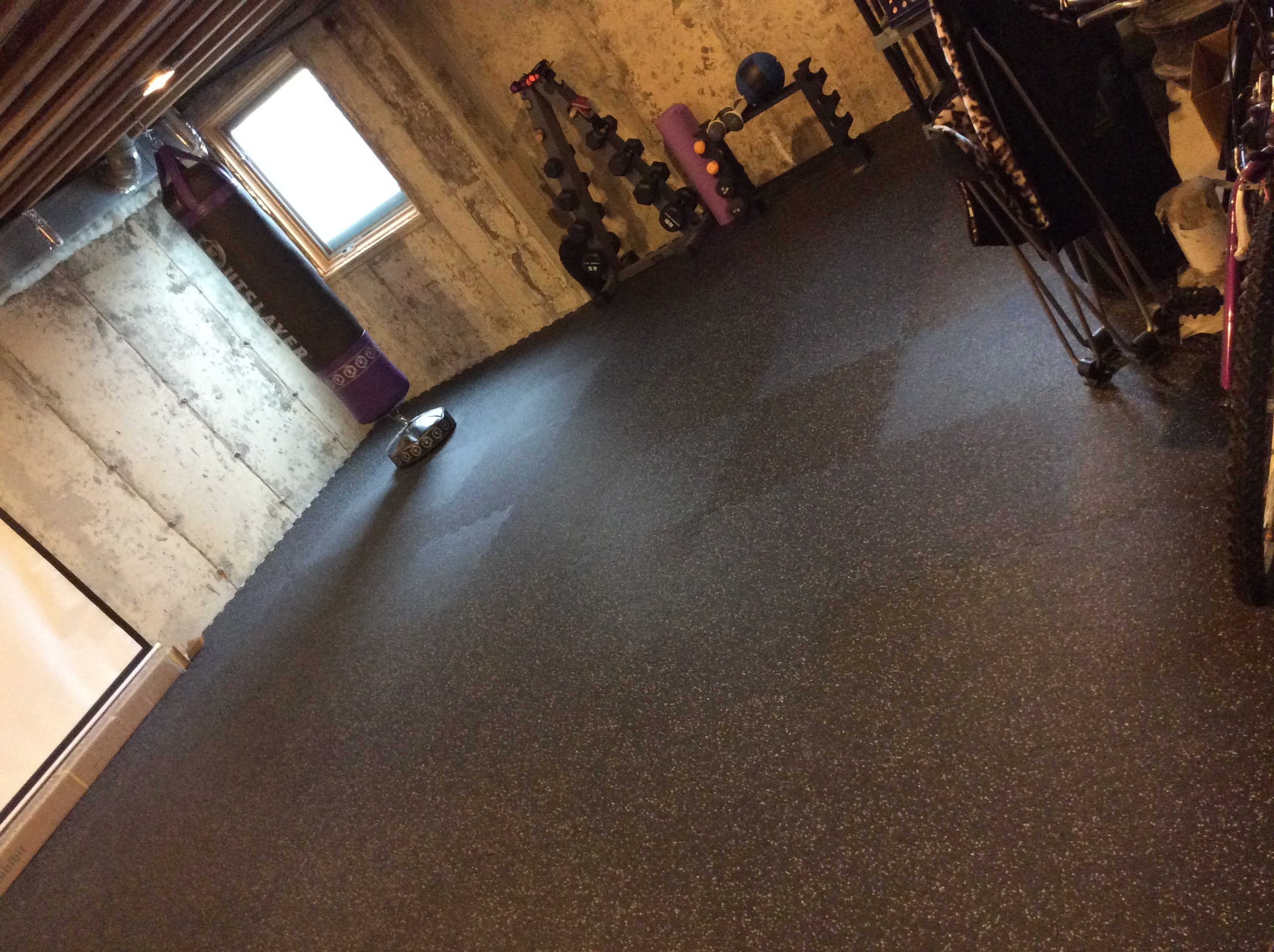 100 Rubber Flooring For Basement Building The