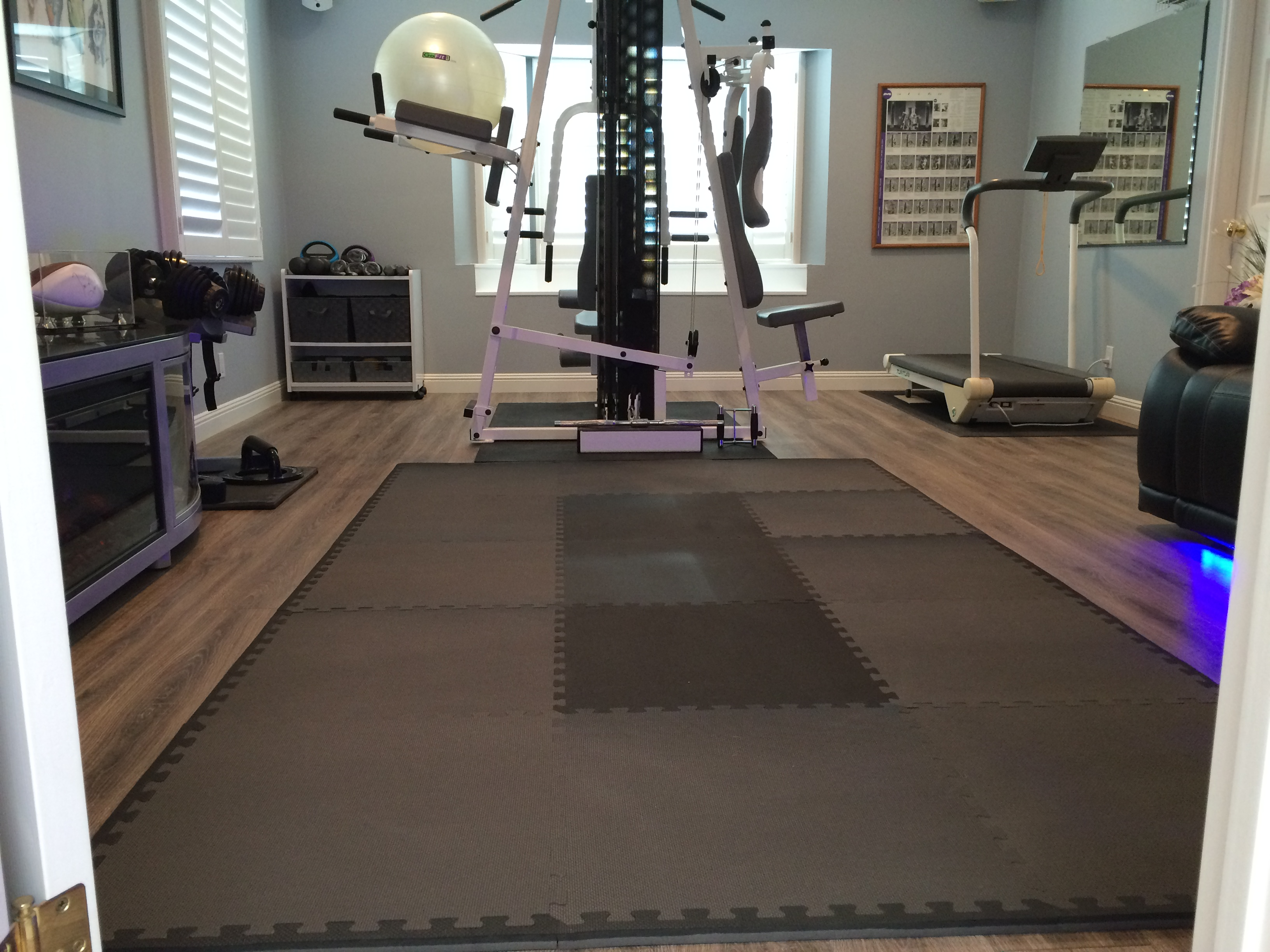 Comparing the best home gym mats home sport and play home gym dailygadgetfo Gallery
