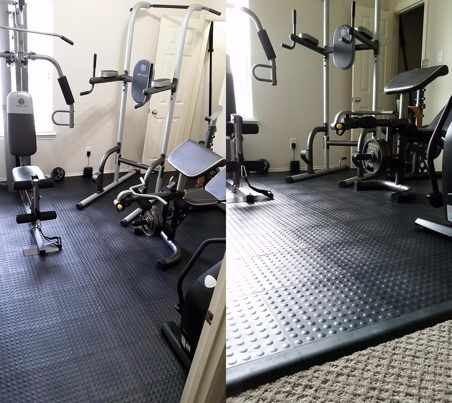 Exercise room flooring reviews gurus floor