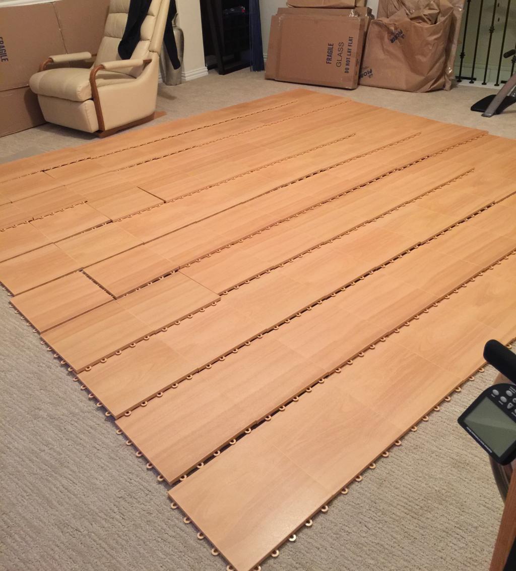Raised floor tile max tile modular basement flooring texas dailygadgetfo Choice Image